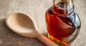 Flavored Syrups Aren't Just for Beverages Anymore