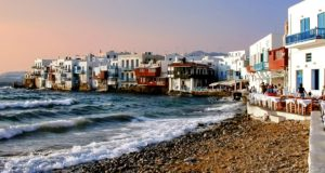 Top 4 Natural Scenery Spots in Mykonos