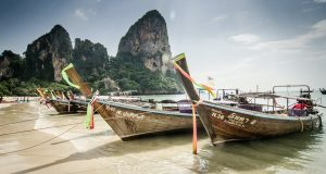 Travel Destinations in Thailand: Ao Nang