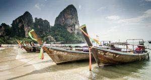 Travel Destinations in Thailand: Ao Nang